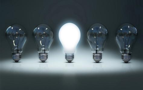 lightbulb open innovation
