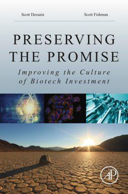 Scott Dessain co-author Improving Biotech Investment.