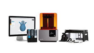 Formlabs 3D printing