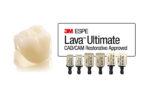 #m's Lava Ultimate dental crown