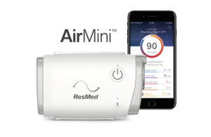 ResMed AirMini app at-home digital health