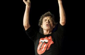 Mick Jagger TAVR