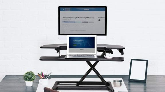 201202131615 cnn underscored flexispot standing desk live video captis executive search management consulting leadership board services