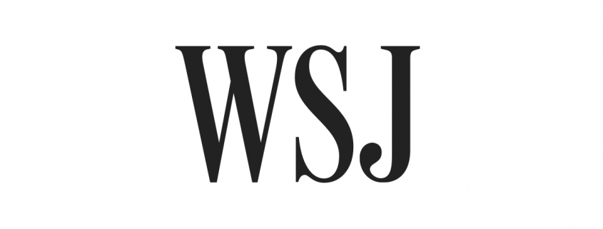 wsj logo captis executive search management consulting leadership board services
