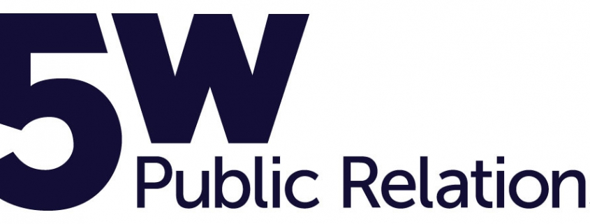 5W Public Relations Logo captis executive search management consulting leadership board services