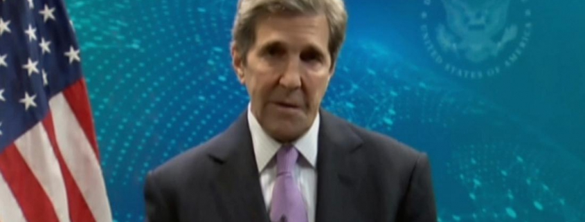 210302103033 01 john kerry addresses ceraweek 0302 screenshot super 169 captis executive search management consulting leadership board services