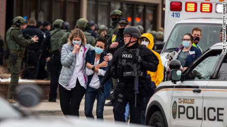 What has to happen after the Colorado killings