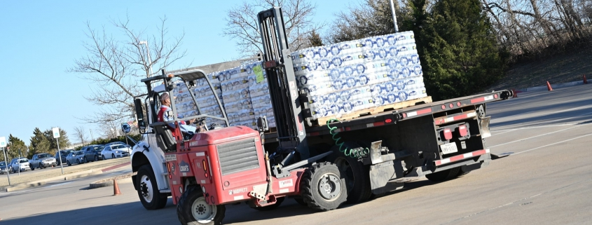 pallets of bottled water captis executive search management consulting leadership board services