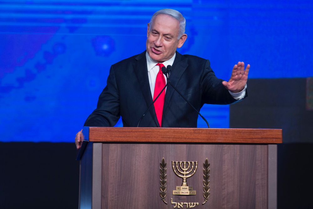 netanyahu israel GettyImages 1231895652 2 captis executive search management consulting leadership board services