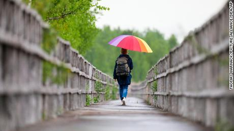 Going for a walk can give you time to process your emotions.