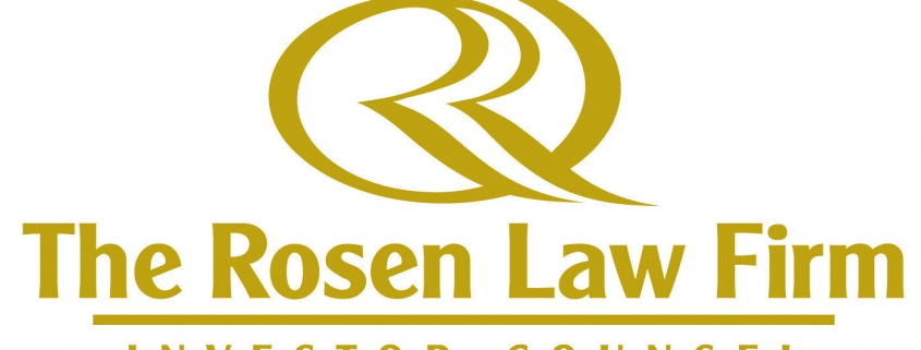 Rosen Law Logo captis executive search management consulting leadership board services